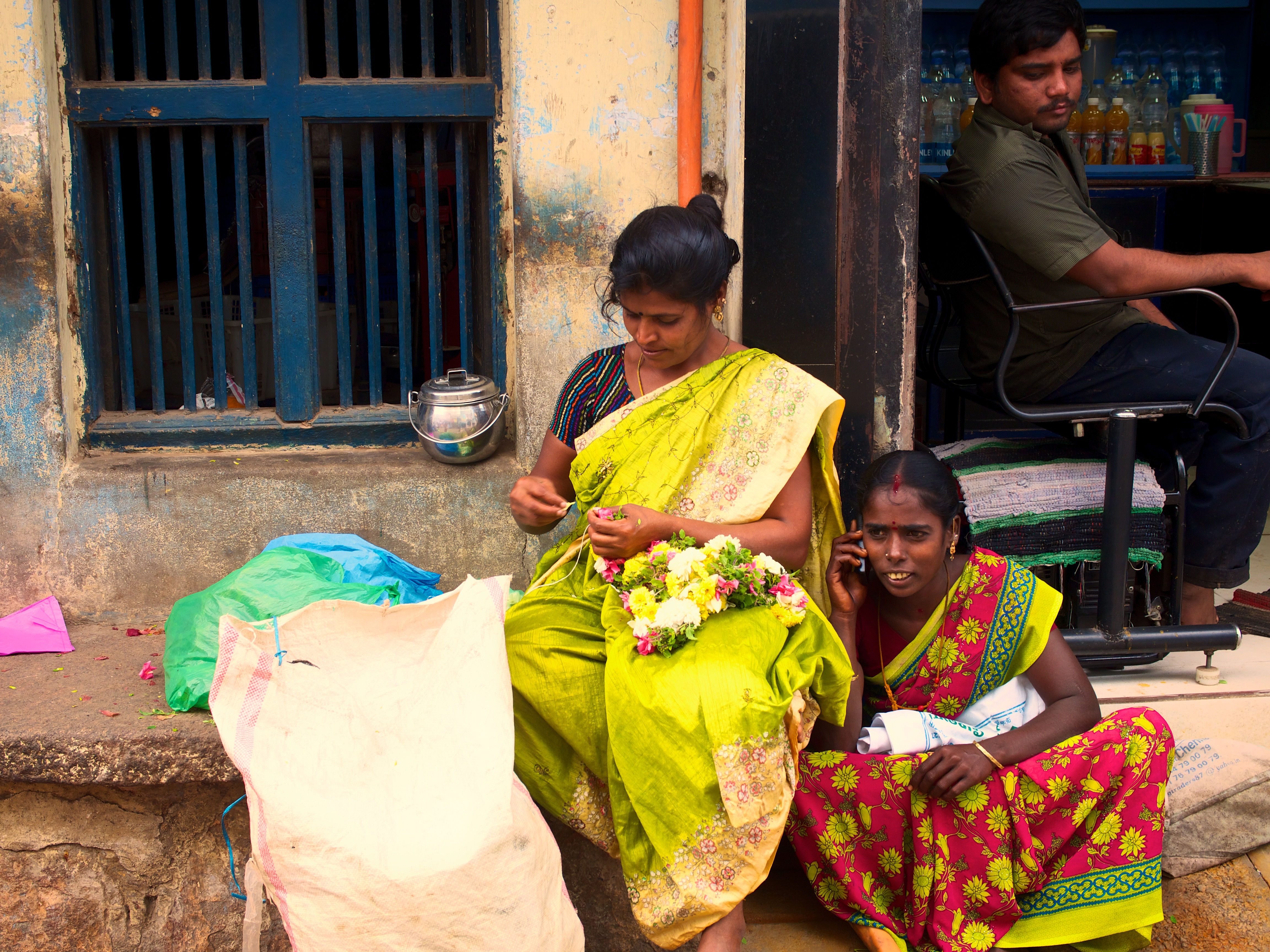 India Trip 2014-15